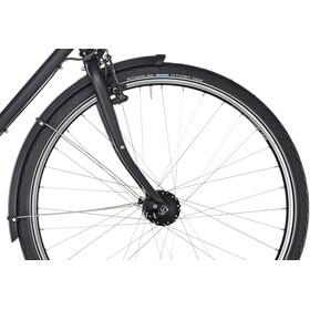 vsf fahrradmanufaktur T-100 Diamant Nexus 8-växlad FL V-broms ebony matt